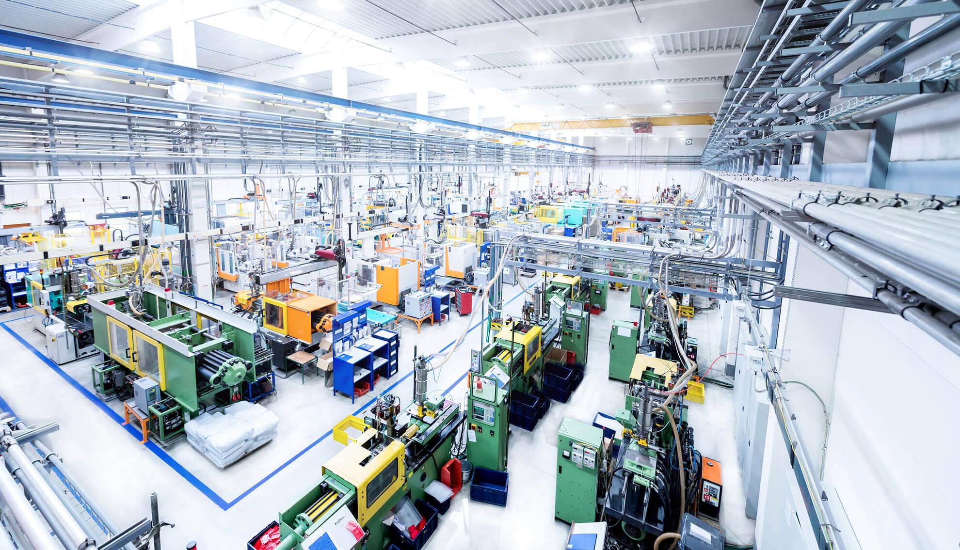 Monitoraggio energetico in produzione