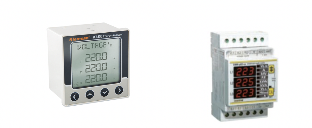strumenti di misura energia elettrica